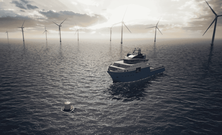 Orsted and Maersk Test Offshore Vessel Charging